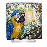 Seamora Shower Curtain