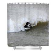 Sean 5 Shower Curtain