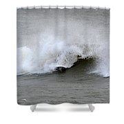 Sean 6 Shower Curtain