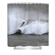 Sean 8 Shower Curtain