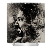 Sean Bean Shower Curtain