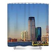 Seaport Ny Shower Curtain