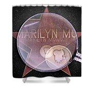 Searching For A Star Shower Curtain