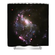 Searching For The Best Black Hole Recipe Shower Curtain