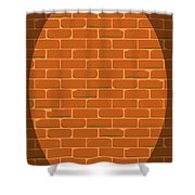 Searchlight Shower Curtain