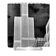 Sears Tower Shower Curtain
