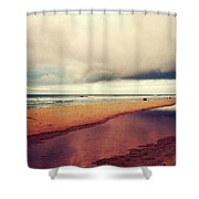Seascape 17 Shower Curtain