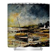 Seascape 452654 Shower Curtain