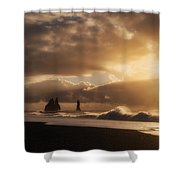 Seascape Dream Shower Curtain