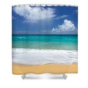 Seashore Serenity Shower Curtain