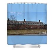 Seaside 9 Shower Curtain