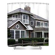 Seaside Charm Shower Curtain