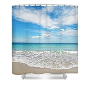 Seaside Serenity Shower Curtain