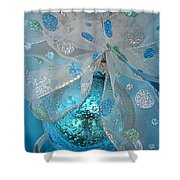 Season Greetings 1 Shower Curtain