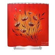 Seasons In The Sun Shower Curtain