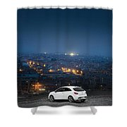 Seat Shower Curtain