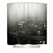 Seatle Shower Curtain