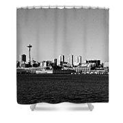Seattle Skyline #2 Shower Curtain