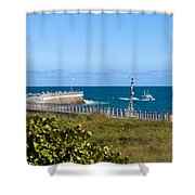 Sebastian Florida Shower Curtain