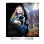 Secession Of Time Shower Curtain