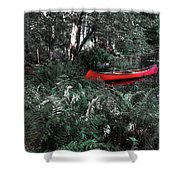 Secluded Spot Shower Curtain