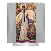 Second Chance Shower Curtain