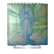 Second Coming Shower Curtain