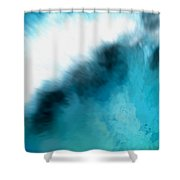 Second Day Shower Curtain