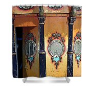Secret Passageway Shower Curtain