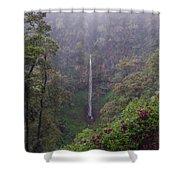 Secret Waterfall Shower Curtain