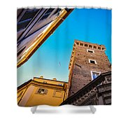 Secrets Of Italy  Shower Curtain