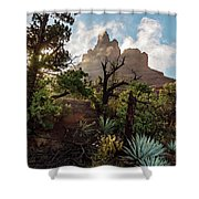 Sed Misc 04-042 Bell Rock Shower Curtain