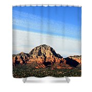 Sedona Afternoon Shower Curtain