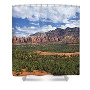 Sedona Arizona Landscape Shower Curtain