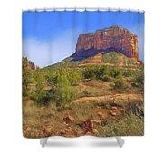 Sedona Landscape - 1 - Arizona Shower Curtain