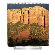 Sedona Sandstone Standout Shower Curtain
