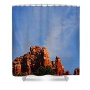 Sedona Sky Shower Curtain