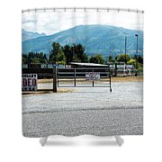 Sedro Wooley Rodeo Shower Curtain