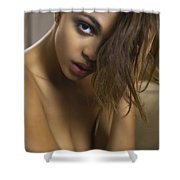 Seduction By Simplicity Shower Curtain