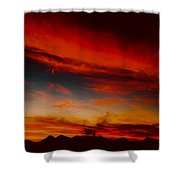 Seductive Seven Sisiters Shower Curtain