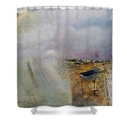See Birds  Shower Curtain