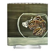 See Foodtonight Part Two Shower Curtain