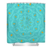 See Spot Shower Curtain