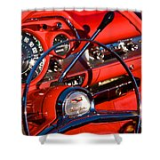 See The Usa In Your Chevrolet 1 Shower Curtain
