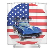See The Usa Shower Curtain