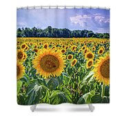 Seeds Of Hope Shower Curtain
