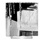 Selby Ice Shower Curtain