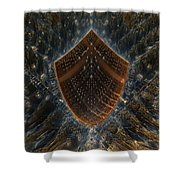 Selection Of The Infinite Shower Curtain