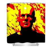 Self Portrait 2000 Shower Curtain by Eikoni Images