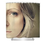 Self-portrait Shower Curtain